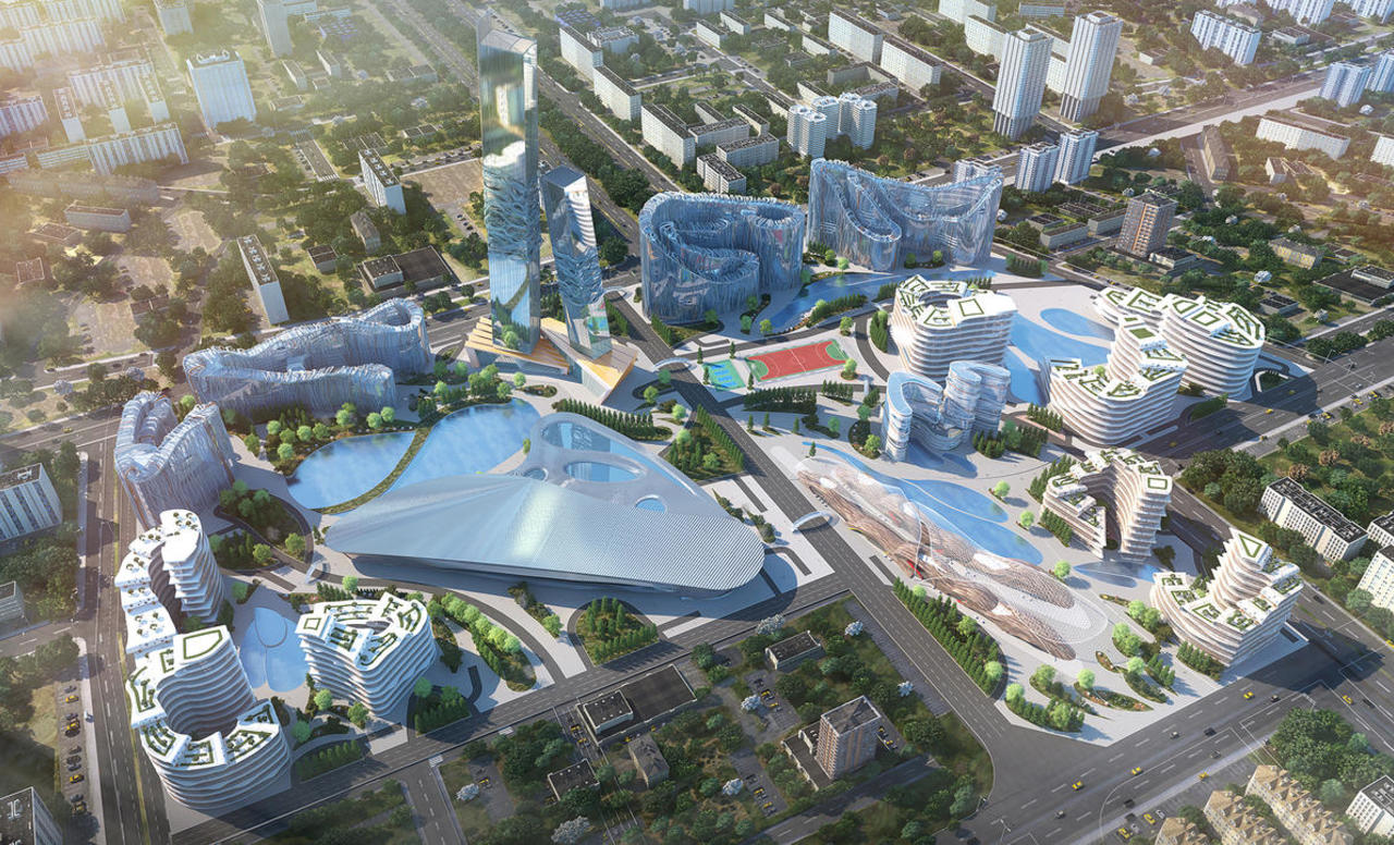 Diamniadio – novi grad u Senegalu
