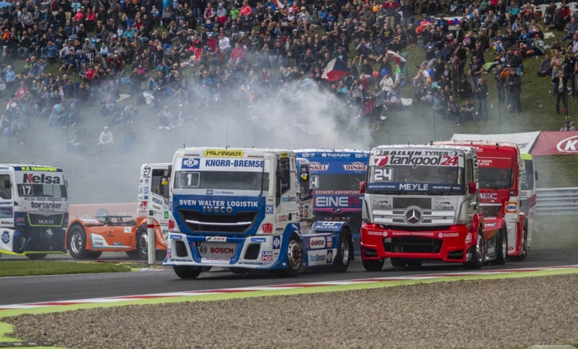 Četiri utrke, četiri pobjednika