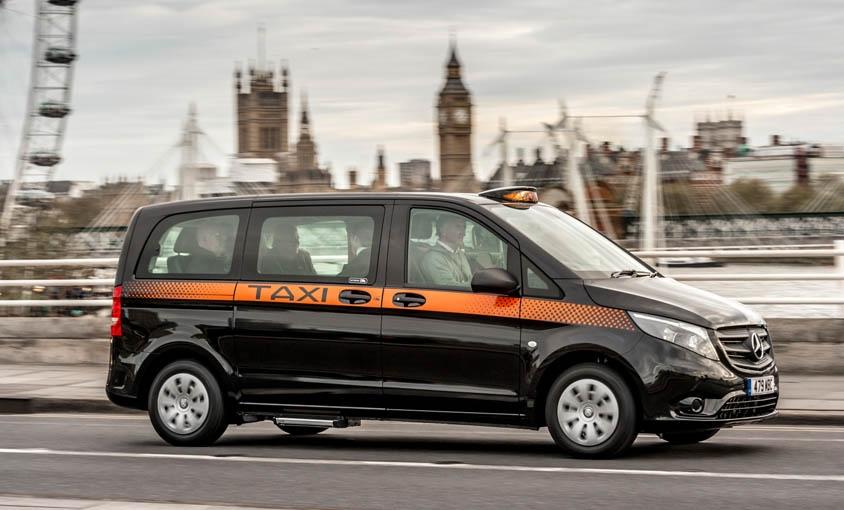 Najpopularnije londonsko taxi vozilo