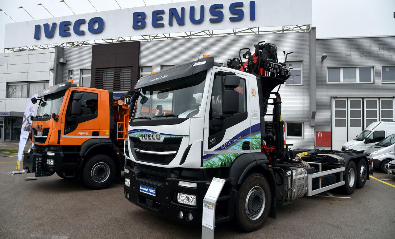 Iveco X-Way Bodybuilders' convention
