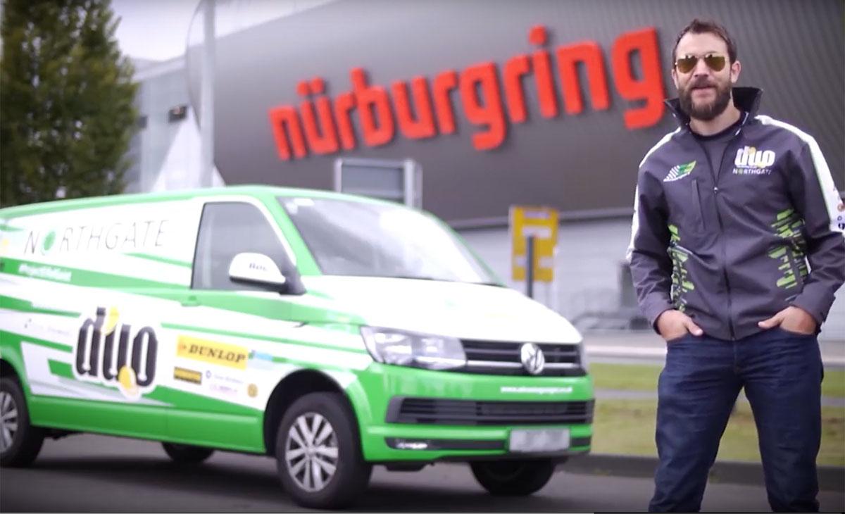 9 min 58 s u Volkswagen Transporteru