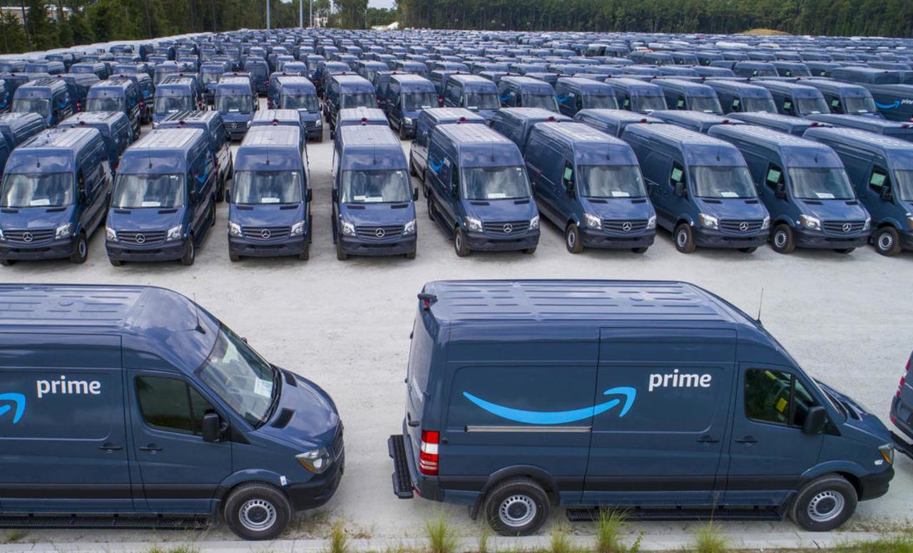 20.000 Sprintera za Amazon