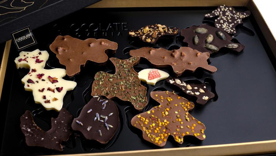 Pogrešate čokoladno Slovenijo?