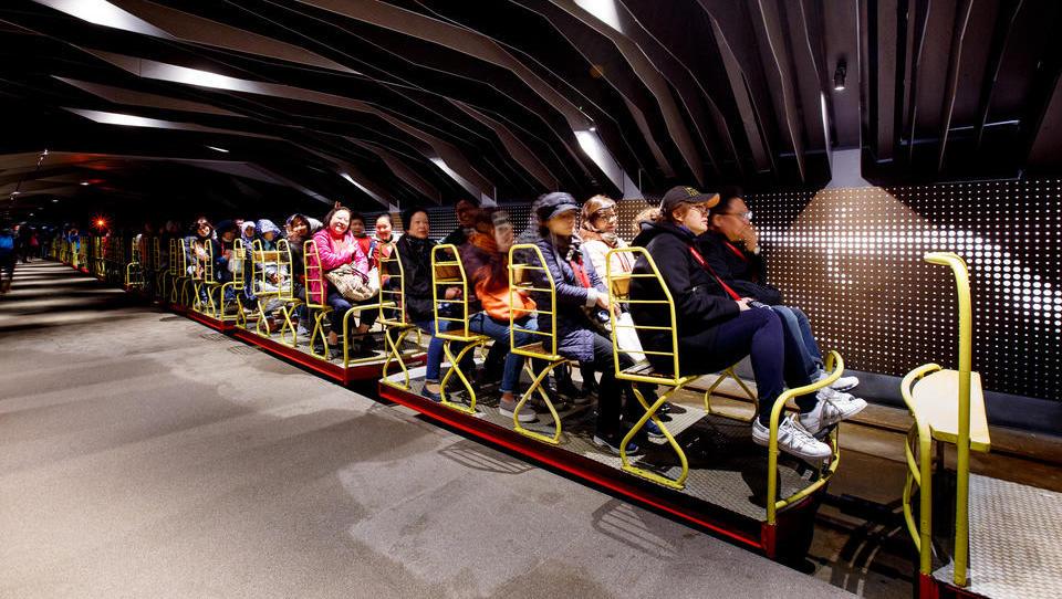 Lani je bilo najboljše leto v zgodovini turističnega razvoja Postojnske jame