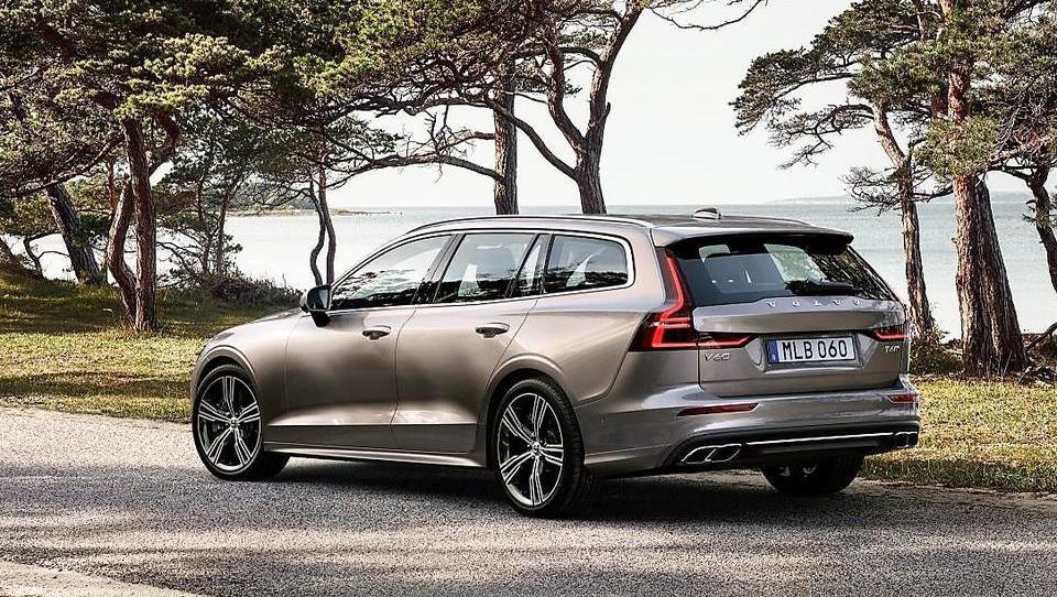 (video) Novi V60 – Volvov odgovor na nemško prestižno trojico