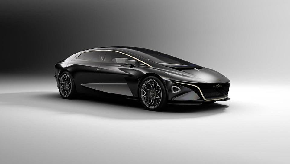 Takšna bo električna prihodnost avtomobilske eksotike