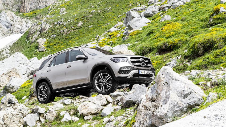 Novo poglavje za najbolj priljubljen Mercedesov SUV