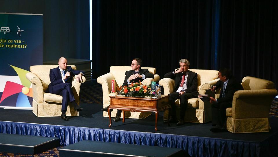 Dnevi energetikov: vrhunska predavanja in uspešne energetske rešitve