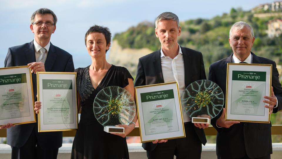 Odprt razpis za energetske nagrade Financ