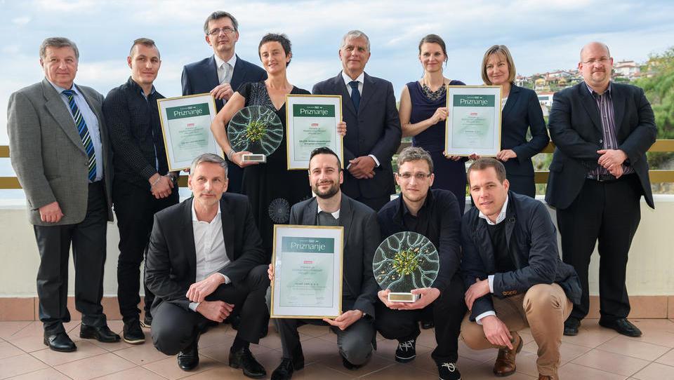 (video) To so dobitniki energetskih nagrad Financ za leto 2017