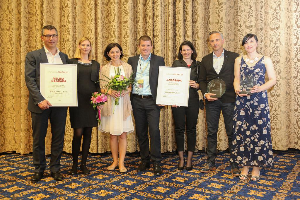 Zmagovalni aduti nagrajencev za marketinško odličnost