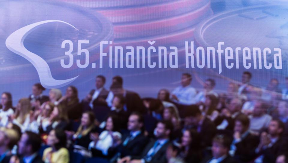 (S 35. Finančne konference) Disrupcije so nova realnost