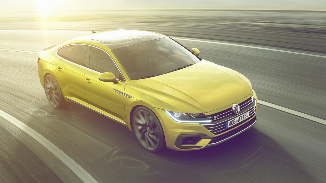 Bo VW arteon mešal štrene BMW in Mercedes-Benzu?