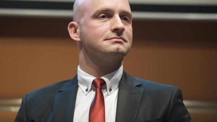 Marko Ploj - skupina Prima, osebni finančni svetovalec; 6. dan Mojih financ; Ljubljana, Slovenija, 21.11.2017, Foto: Jure Makovec