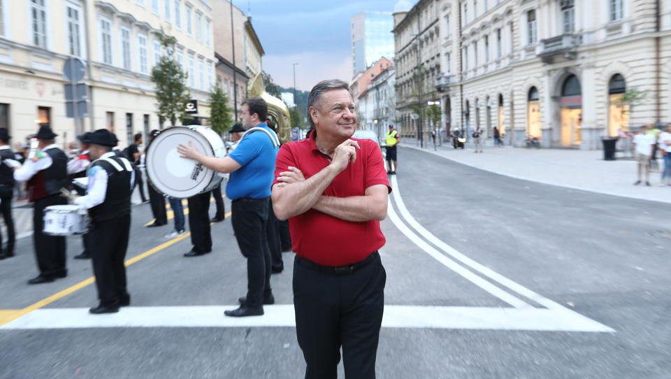 Janković: Gosposvetska cesta je moj ponos