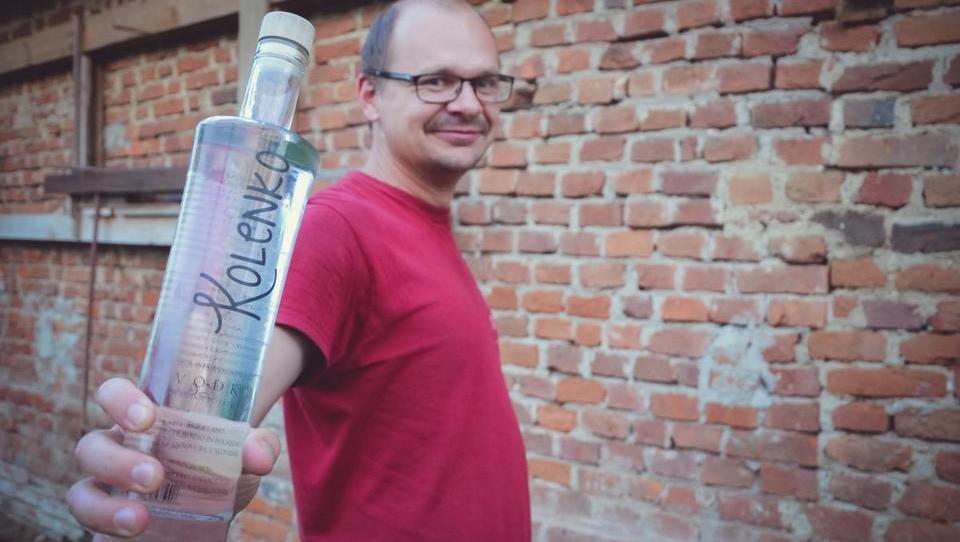 Tako iz slovenskega krompirja nastaja vodka za 45 evrov