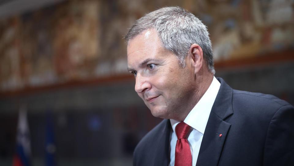 Dejan Židan novi predsednik državnega zbora