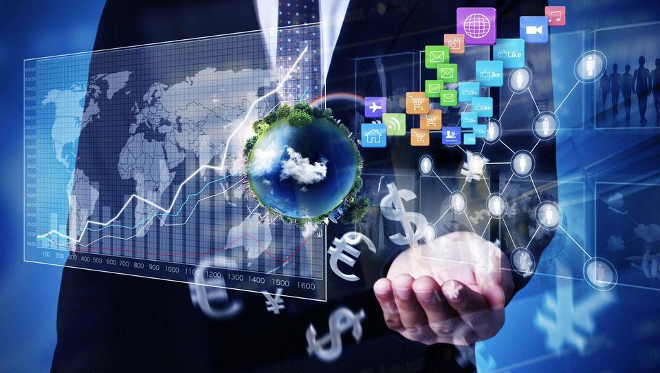 Kam proizvodna podjetja dajejo IKT-evre