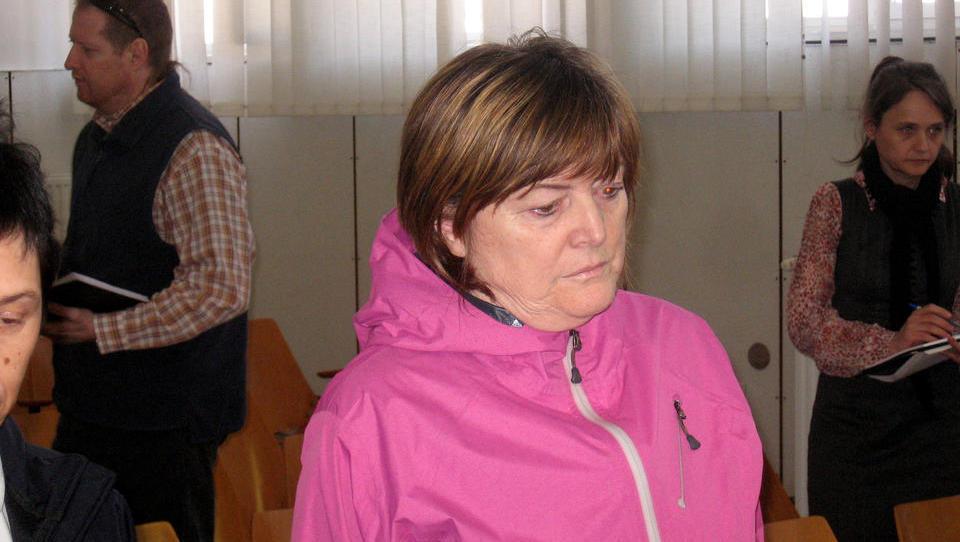 24ur: Hilda Tovšak izpuščena iz zapora