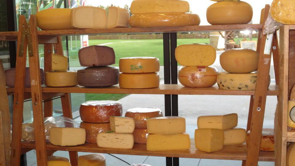 S čim najbolj zažigajo slovenski sirarji