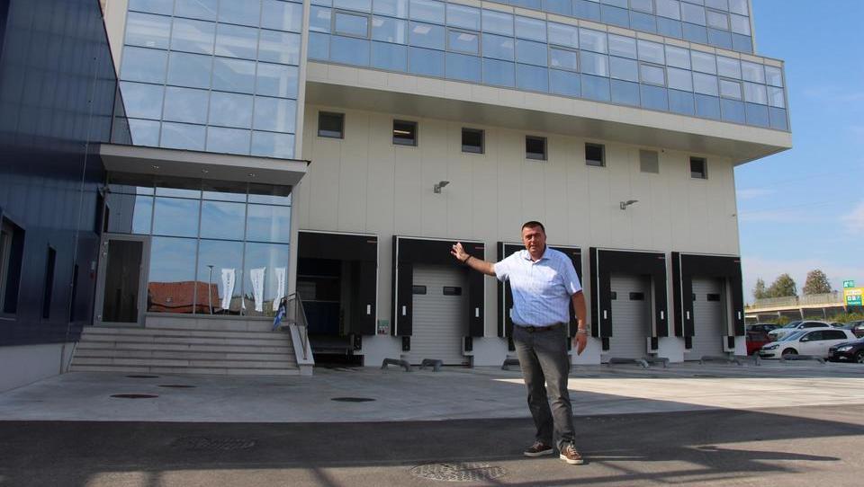 Frigotransport Pišek & HSF z novim logističnim centrom na Lopati