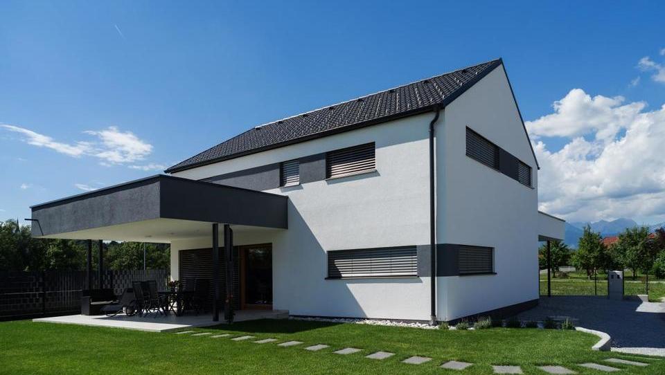 Marlesov prvi jesenski dan odprtih vrat: Na ogled različica hiše...