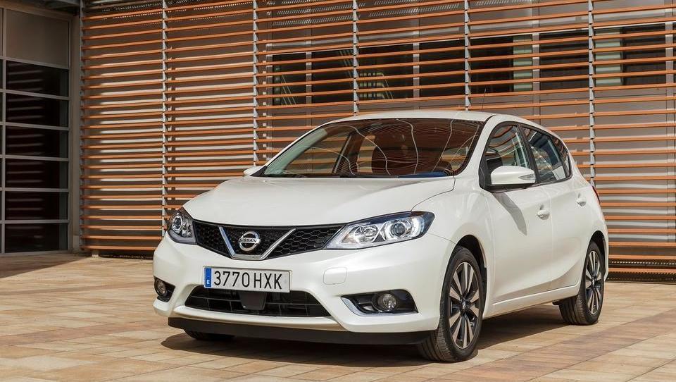 Nissan v Evropi zapušča kompaktni razred