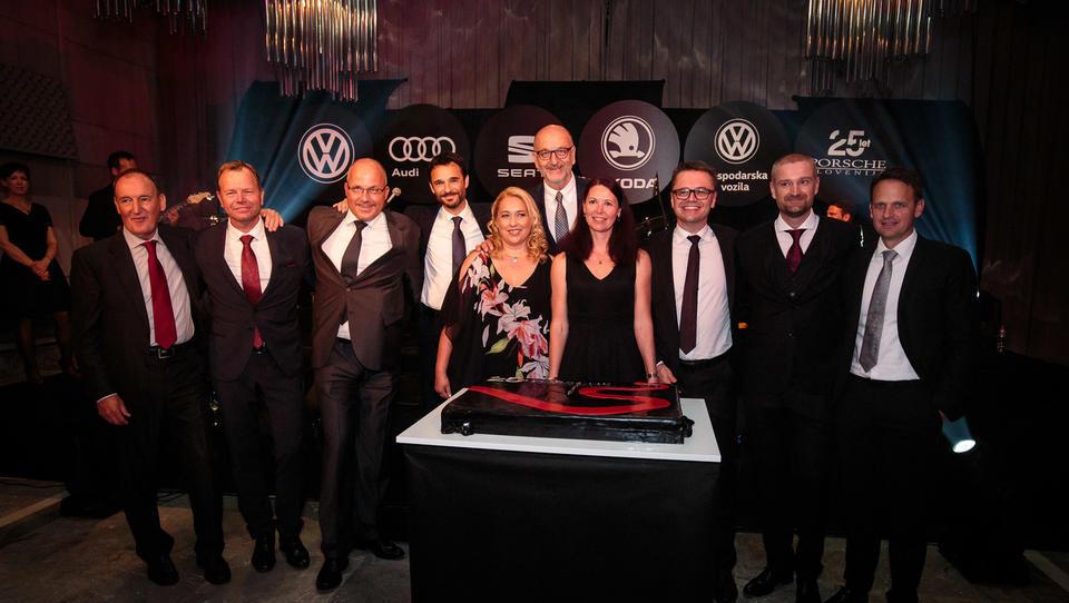 Rekordi distributerja, ki proda vsak tretji novi avto v Sloveniji