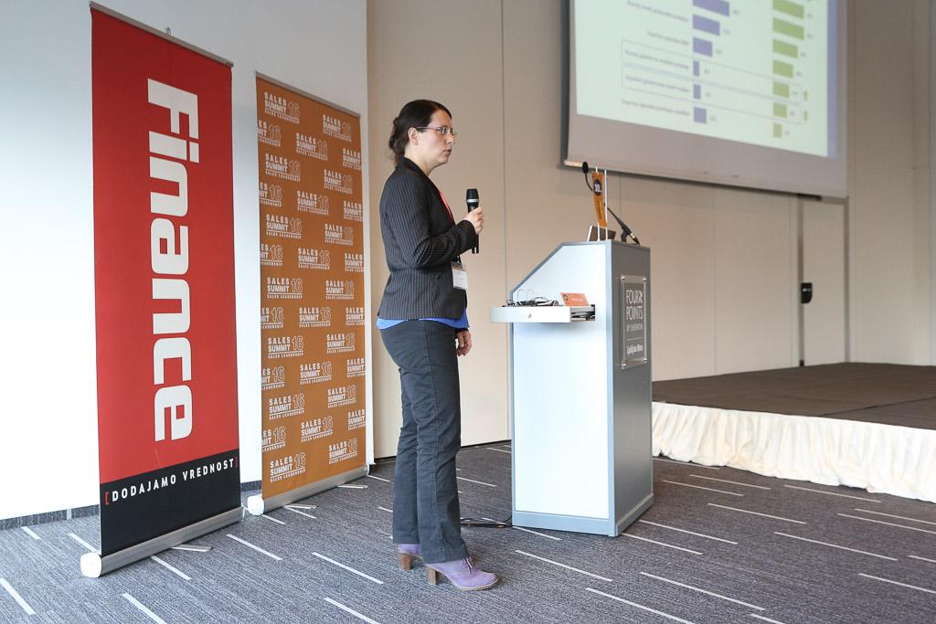 Izzivi prodajnega managementa v Sloveniji - 1. del
