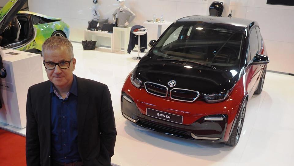 (Intervju) Šef električnih BMW i: Dizel bo še dolgo ohranil prednosti pred elektriko