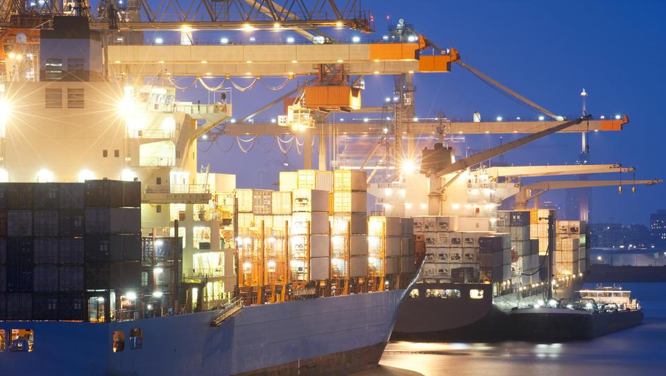 V pristanišču Rotterdam zahtevajo, da regulatorji bolj zategnejo ladjarstvo
