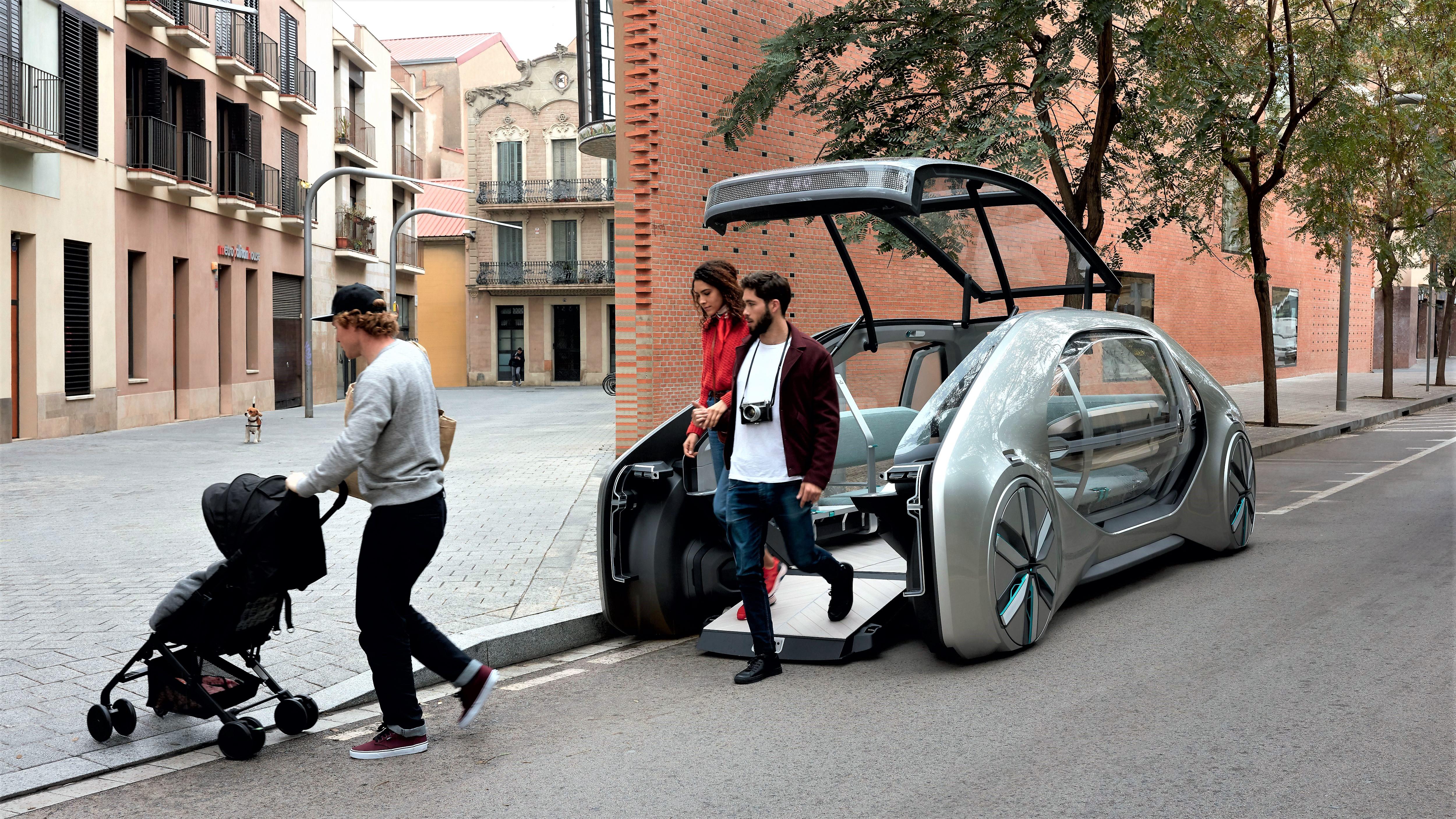 Izjemen koncept in motorni prepih v Renaultu