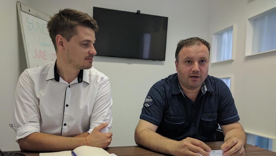 (intervju) S prodajo kripto žetonov bodo postavili decentraliziran trg elektrike