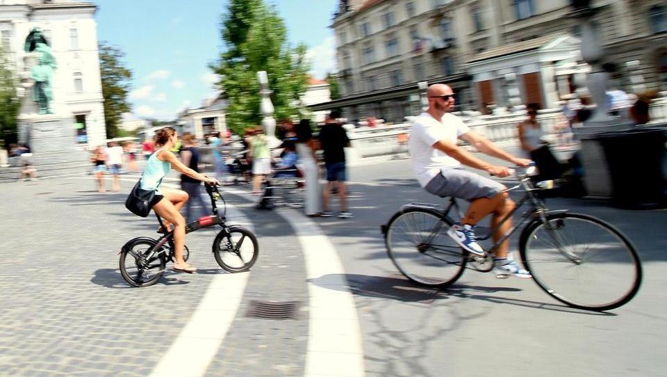 Urbana mobilnost brez znoja