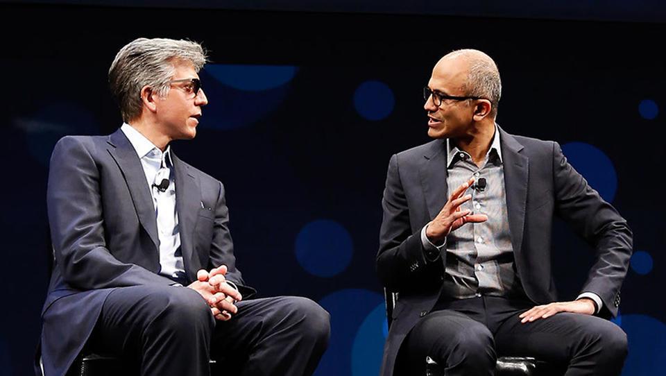 SAP in Microsoft združila moči pri oblačni digitalni preobrazbi