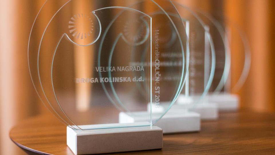 (SMK2108) Droga Kolinska veliki zmagovalec nagrade za marketinško odličnost leta