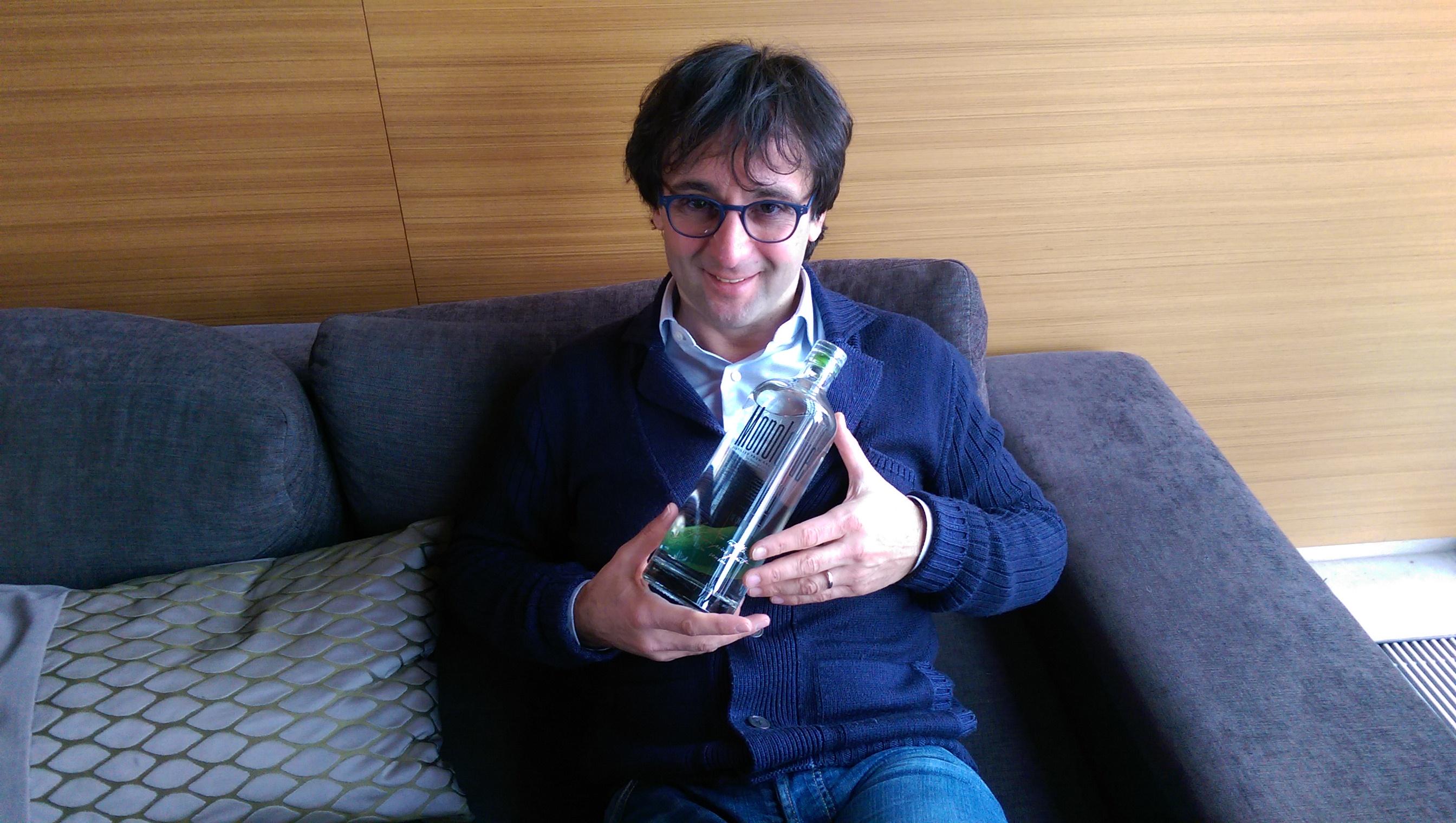 ''To je najboljši gin, ki obenem odraža lepote Slovenije''