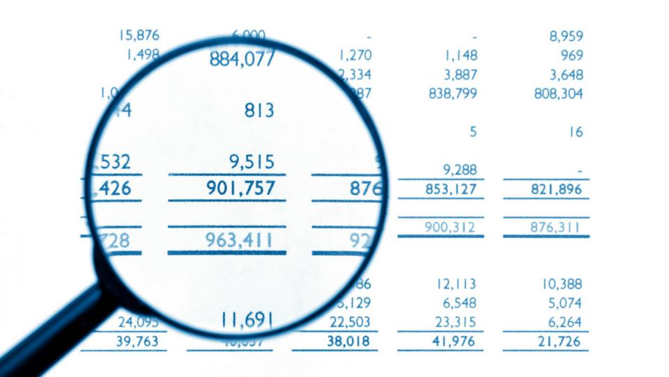 Kaj morate preveriti v bilancah poslovnega partnerja