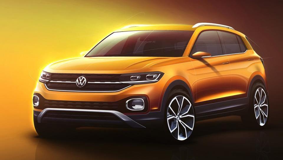 Zakaj Volkswagen drvi v razred mestnih terencev?