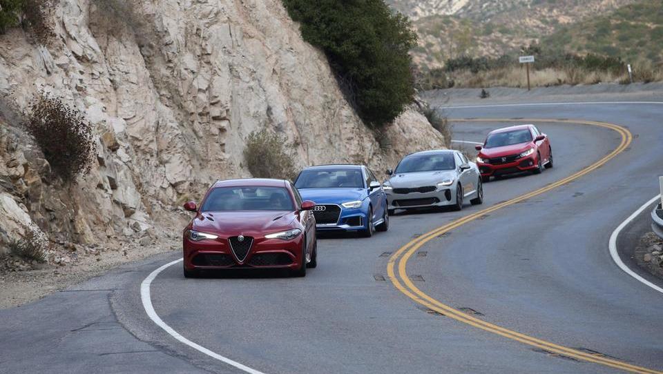 Čas je za najboljše avtomobile na svetu