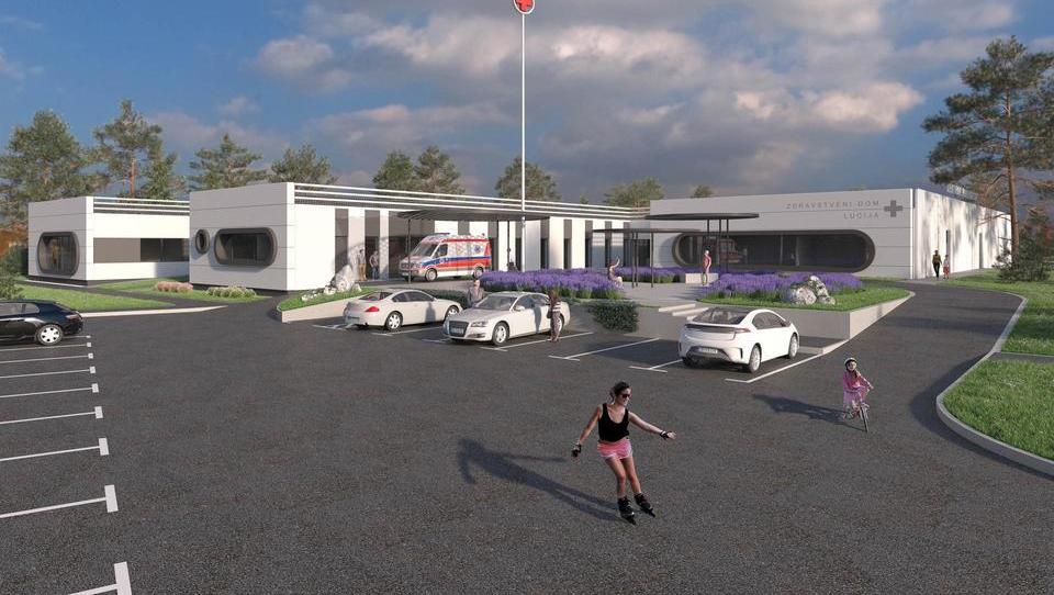 Lumar bo gradil nov skoraj ničenergijski zdravstveni dom v Luciji