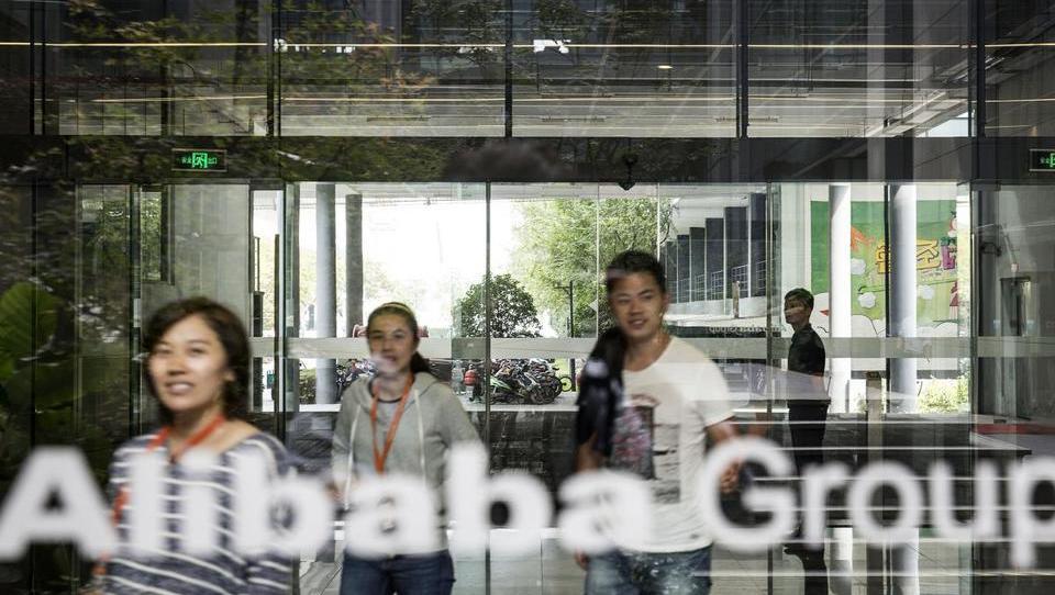 Alibaba gre z milijardami v gradnjo poti do kupcev