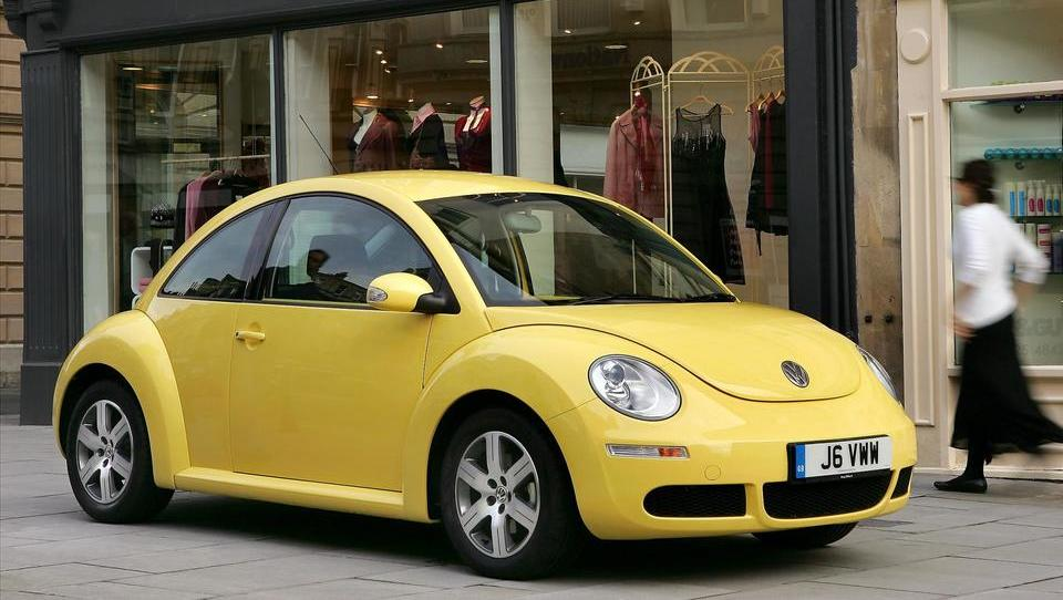 Volkswagen opušča proizvodnjo legendarnih hroščev