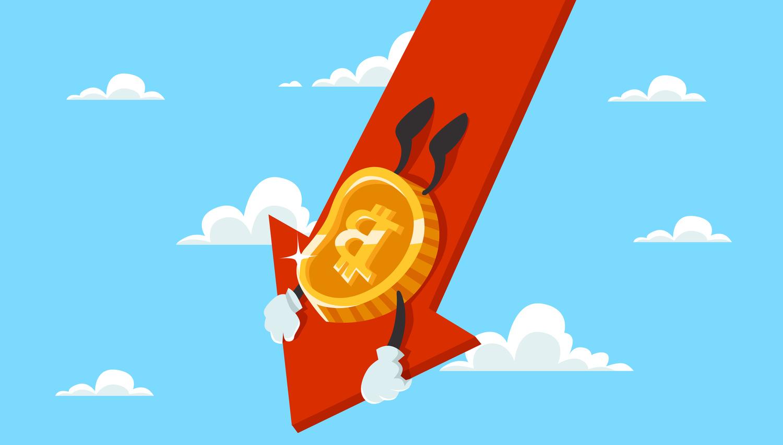 Bitcoin od ponedeljka izgubil tretjino. Je pocenitve sprožilo terminsko trgovanje?