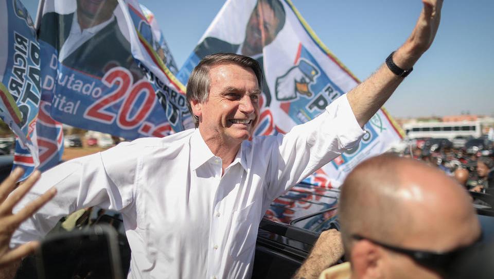Podivjana korupcija in nasilje Brazilce odvračata od volitev