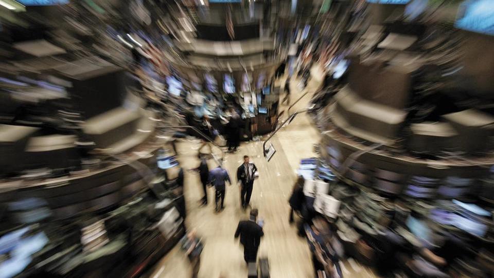 Rekordni teden na Wall Streetu