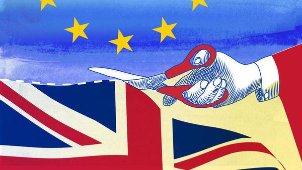 (sto dni do brexita) Vse manj je jasno, ali bo trdi, mehki ... nekateri bi, da ga ne bi bilo