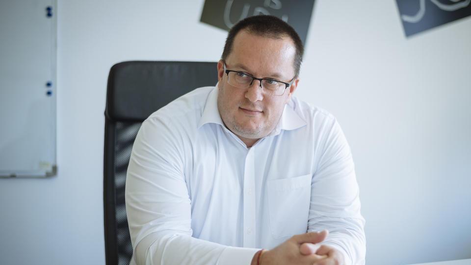 (Intervju) Kako je Darko Butina sodeloval pri vodenju enega vodilnih švicarskih softverskih podjetij