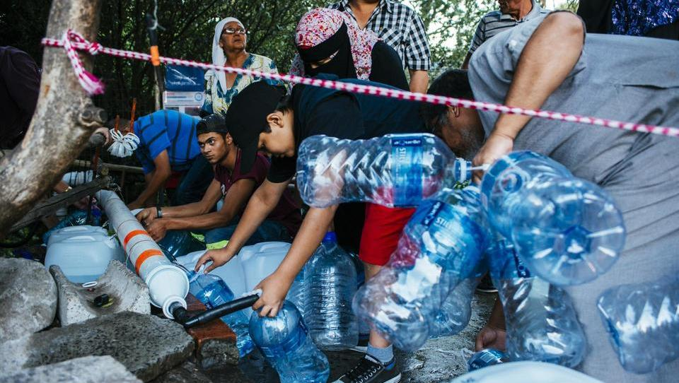 Pismo iz Cape Towna: Ko je treba vsak dan paziti na vsako kapljico vode