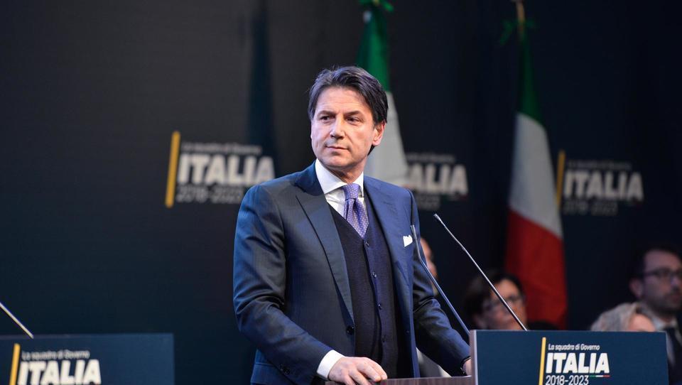 Kdo je Giuseppe Conte, novi predsednik italijanske vlade
